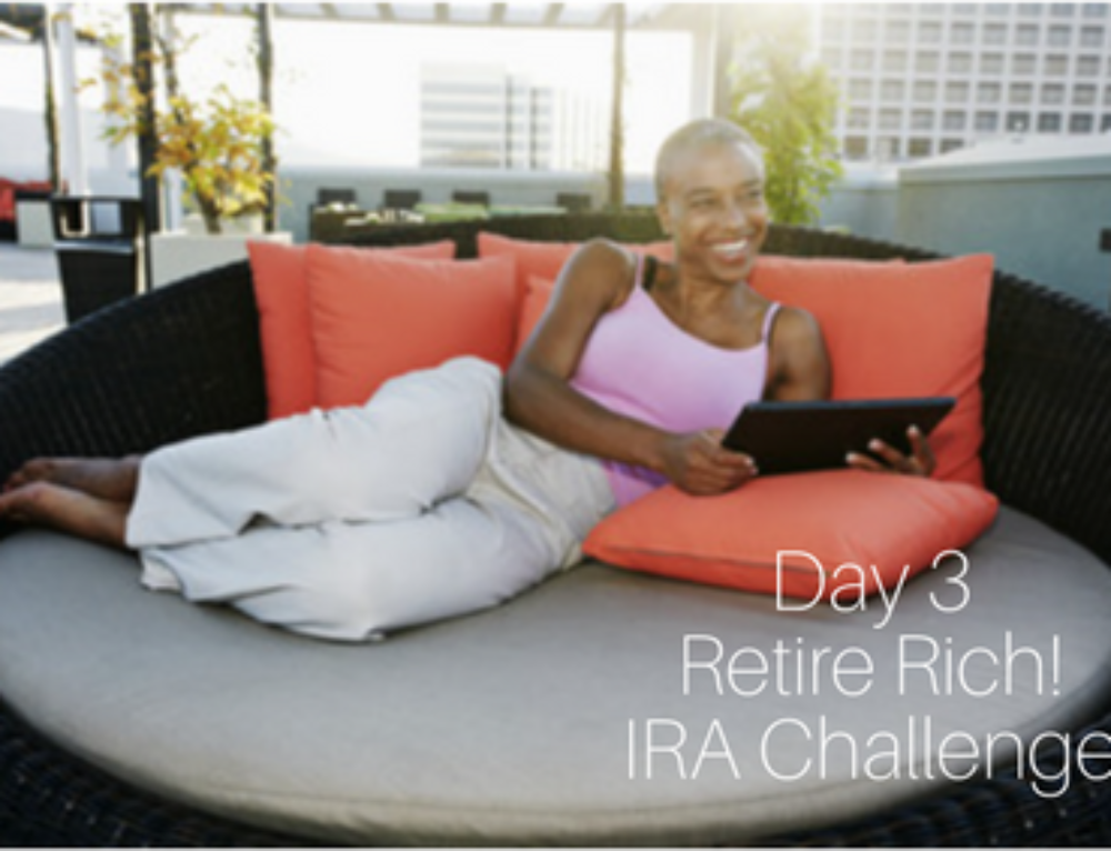 Protected: Day 3 – Retire Rich! IRA Challenge