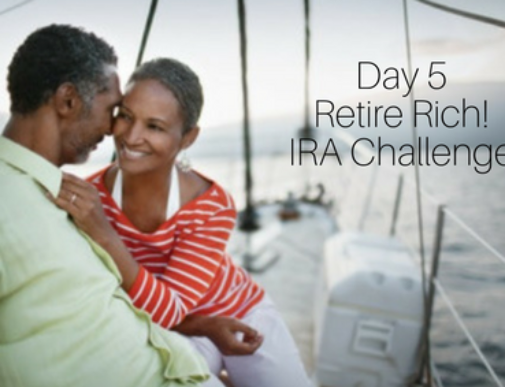 Protected: Day 5 – Retire Rich! IRA Challenge
